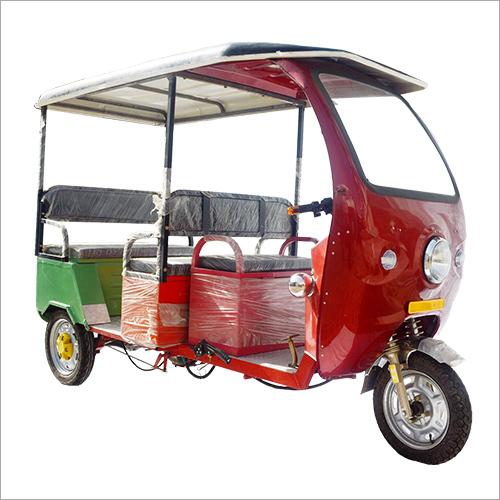 Auto Shaped E-Rickshaw