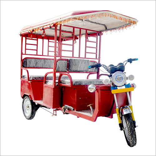 Mannat E-Rickshaw