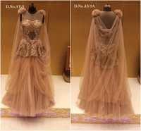 Shop Designer Long Party Wear Gown Online
