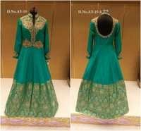 Shop Designer Floor Length Gown Online