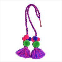 MULTICOLOUR Tribal Tassels