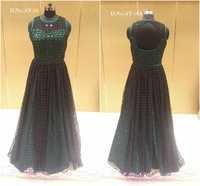 Buy Designer Work Gown Online