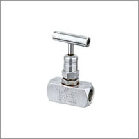 Rising Plug Screwed Bonnet Needle Valve
