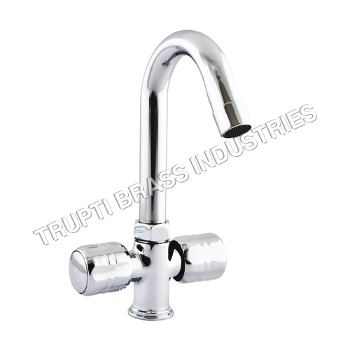 Basin Mixer Central Hole With Leg Set