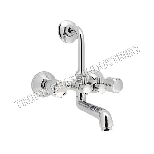 Wall Mixer For Hand & Overhead Shower
