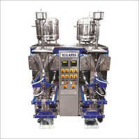 Double Head Water Packaging Machine
