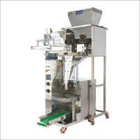 Double Head Semi Automatic Weigh Filler