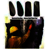 sectional reconstruction of damaged Rcc element