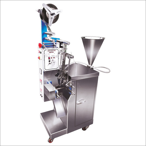 Shampoo Packaging Machine
