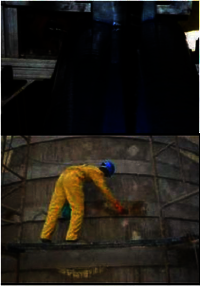 Saturating Fabric