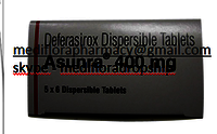 Deferasirox Tablets