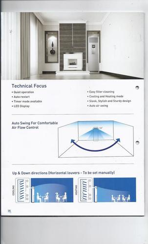 Panasonic Floor Standing AC