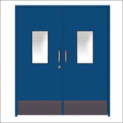 Double Leaf Door