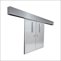 Metal Sliding Door