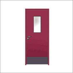 Metal Single Leaf Door