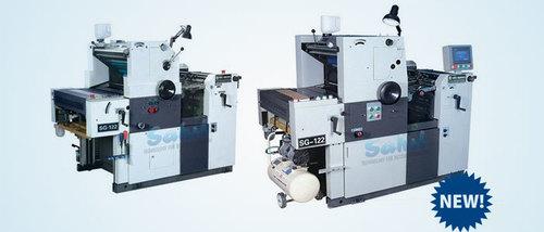 Bag to Bag offset printing machine