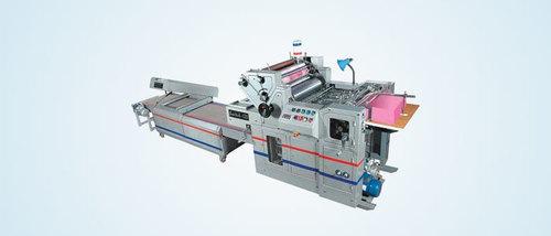 Single color plastic bag printing machines