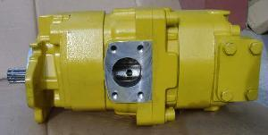 Komatsu Hydraulic Gear Pump Repair