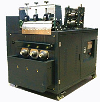 3 wires and 3 balls stainless steel scourer machine