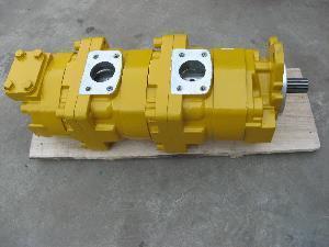 Komatsu Hydraulic Pump repair