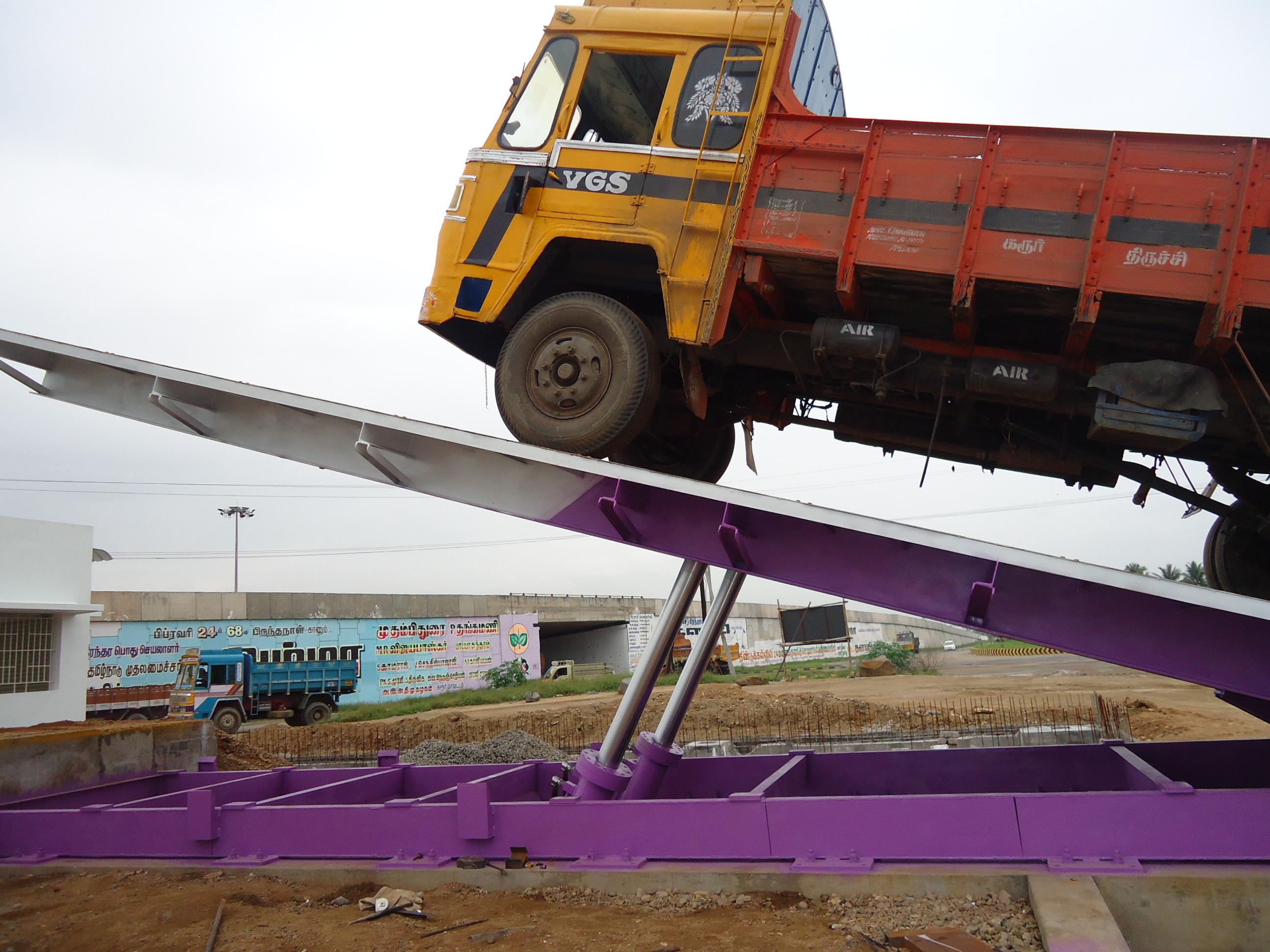 Hydraulic Truck Tippler