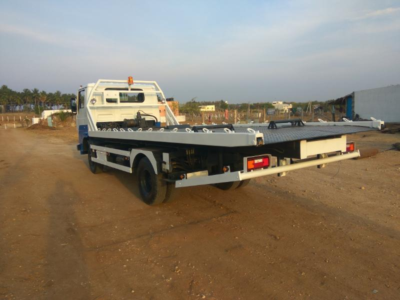 Flat Bed Recovery Crane
