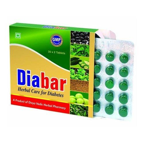 Anti Diabetes Ayurvedic Tablets