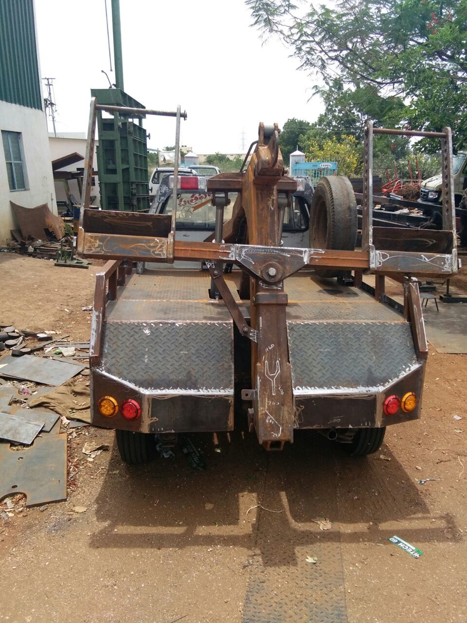 Recovery Crane Manufacturers