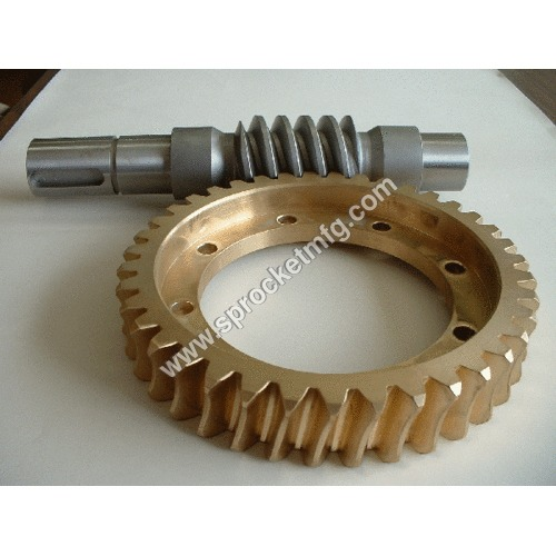 Gunmetal Worm Wheel
