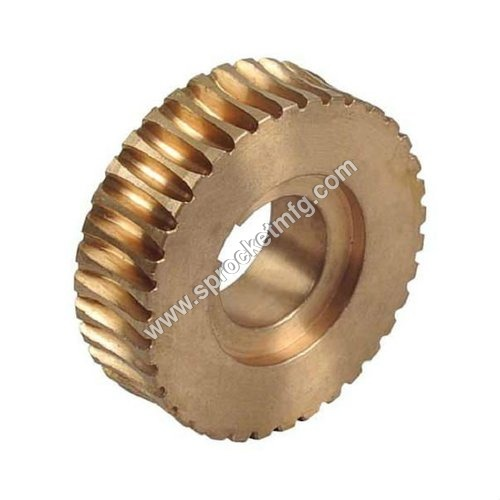 Phosphor Bronze Worm Wheel