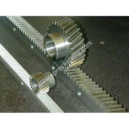Rack & Pinion Gear