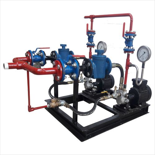 Duplex Oil Pumping Units