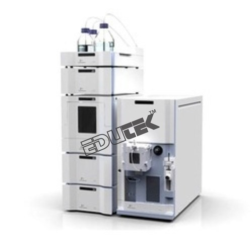 Gas Chromatograph With Mass Spectrophotometer