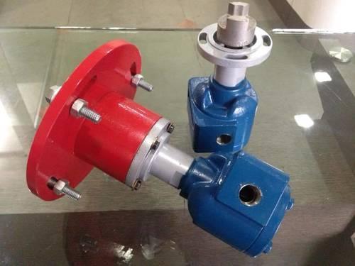 Rinsing Gear Pump
