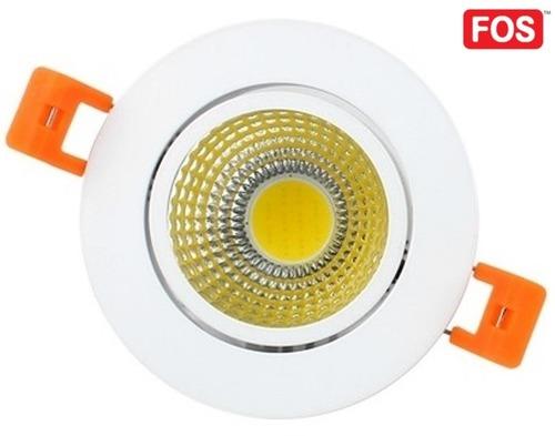 FOS LED Spot Light 5 Watt, Cool White 6500k