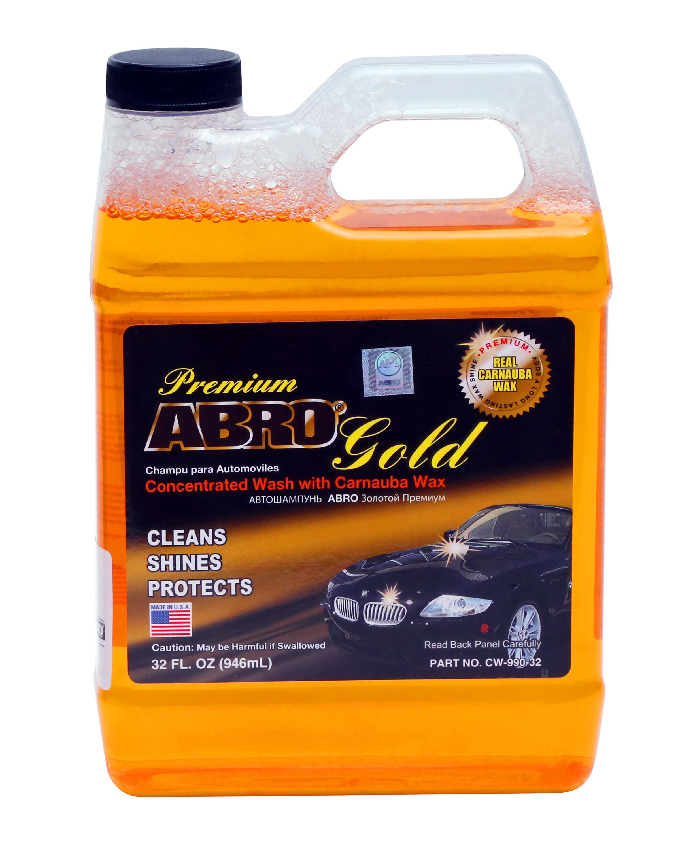 Premium Gold Car Wash