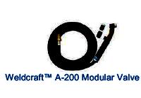 Weldcraft A-200 Modular Valve