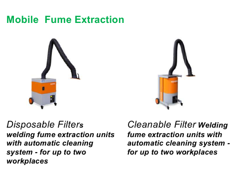 Mobile Fume Extraction