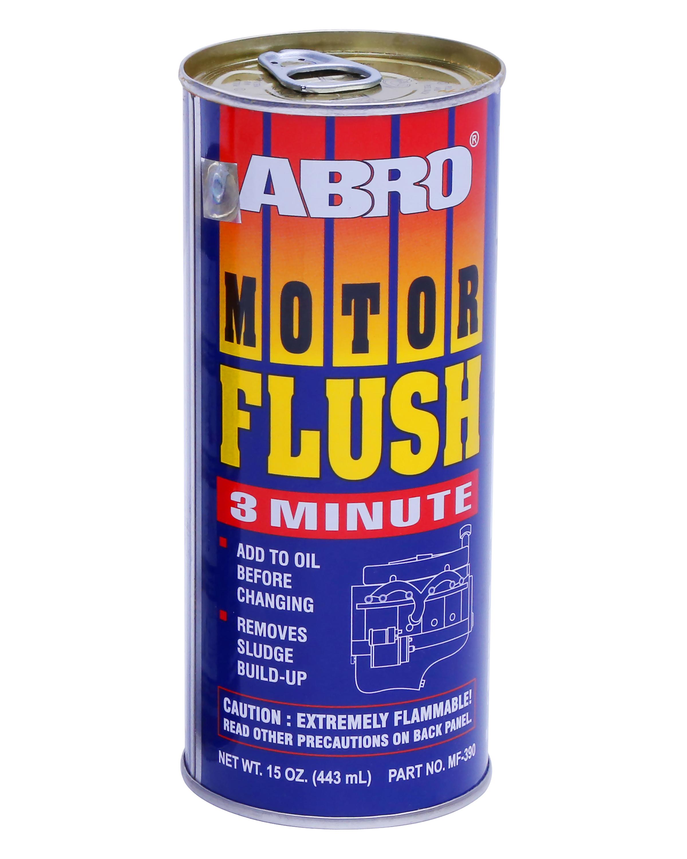 Motor Flush