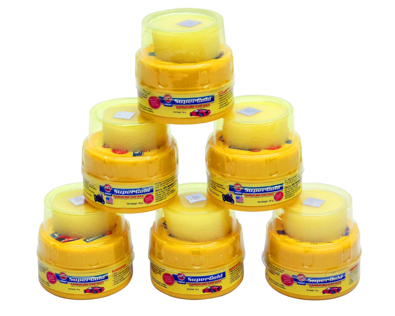 Super Gold Paste Wax