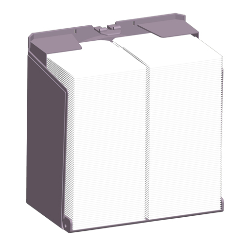 Twin N Fold Tissue Dispensers