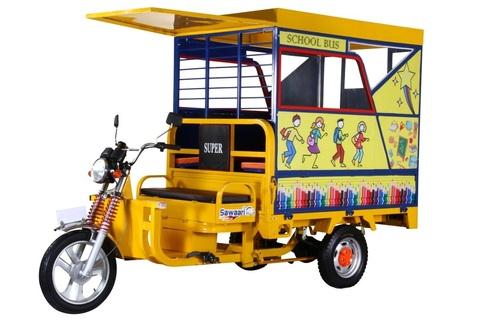 Electric School Van