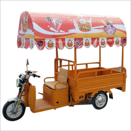 Electric Ice Cream Van
