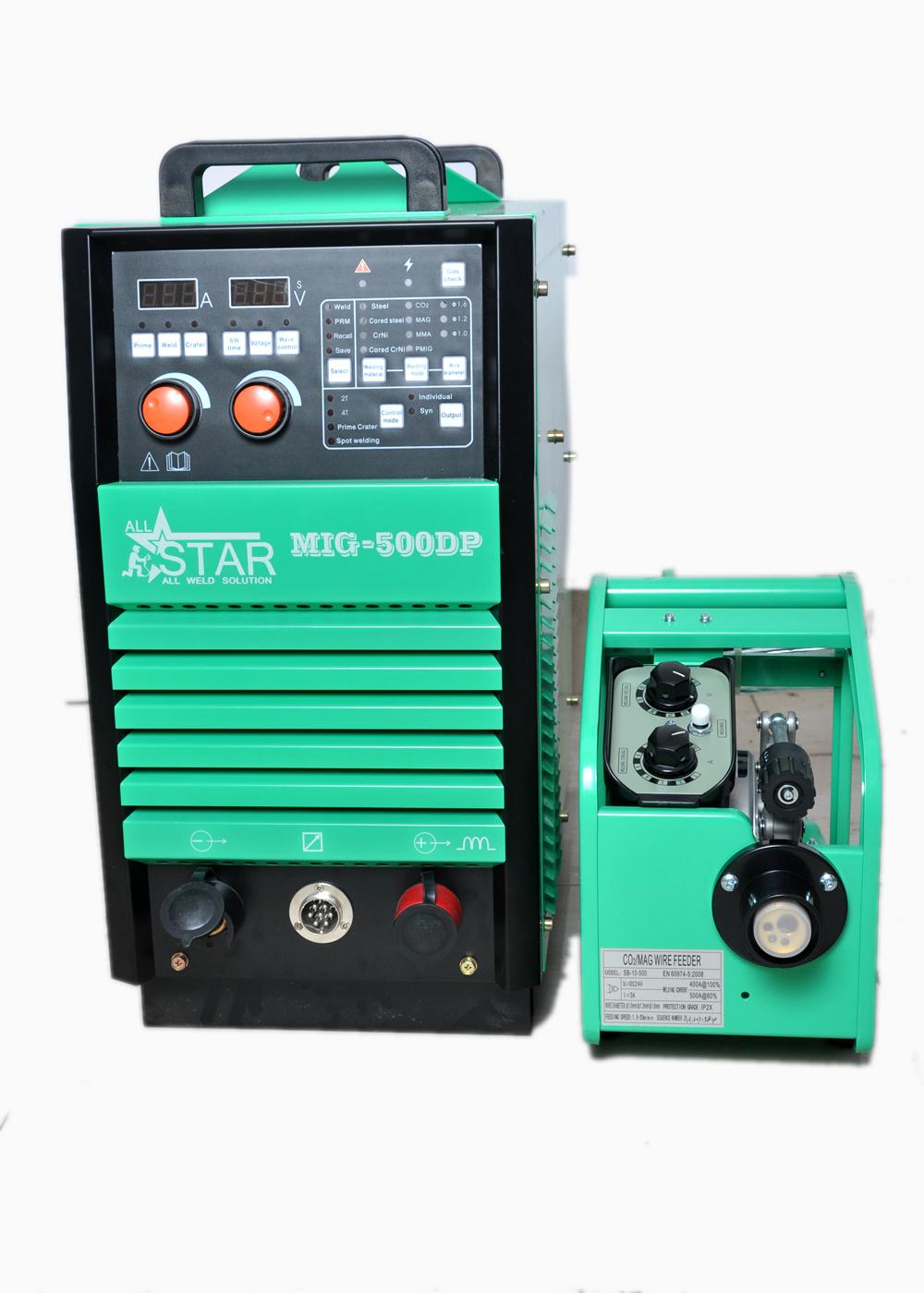 MIG-500DP Welding Machine (PULSE) - MIG-500DP Welding Machine (PULSE ...
