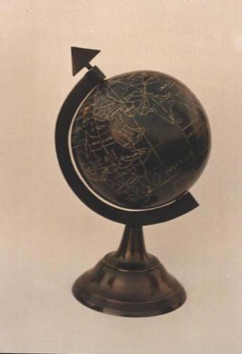 Nautical Items - Globe