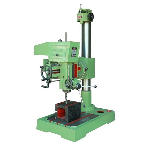 19mm Fine Feed Radial Drilling Machine