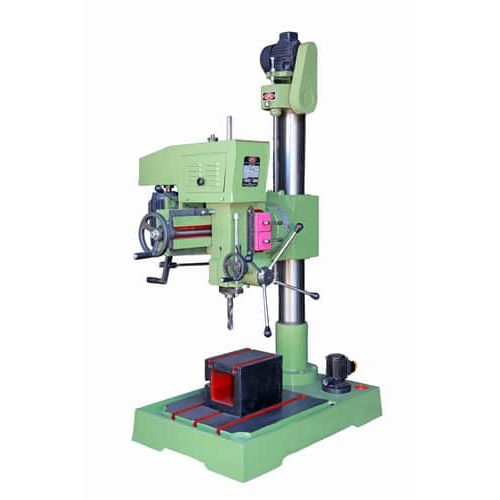 Semi All Geared Radial Drill Machine