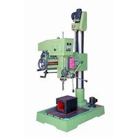 25 Mm Auto Feed Radial Drilling Machine