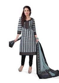 100 % Cotton Dress Materials Online Wholesaler