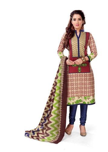 New Cotton Dress Materials Wholesaler Jetpur